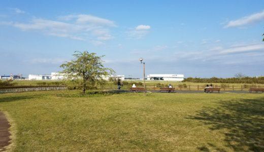 成田三里塚さくらの丘公園に行って飛行機を見よう!『GOOD LUCK‼』のロケ地でもあるんです