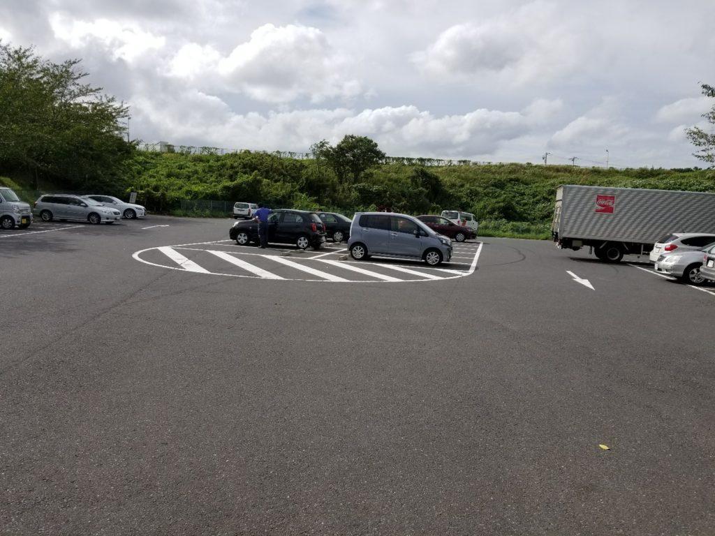 さくらの丘公園 駐車場