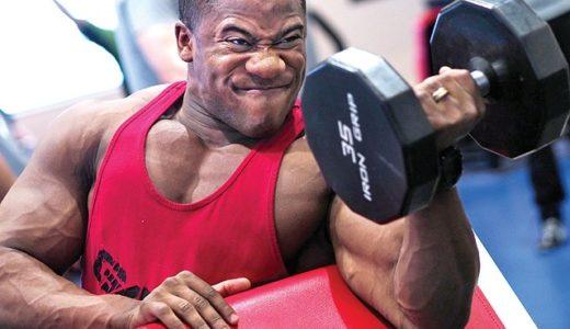 【筋トレ】使う筋肉を意識すると筋力がアップする⁉イメージは大切です