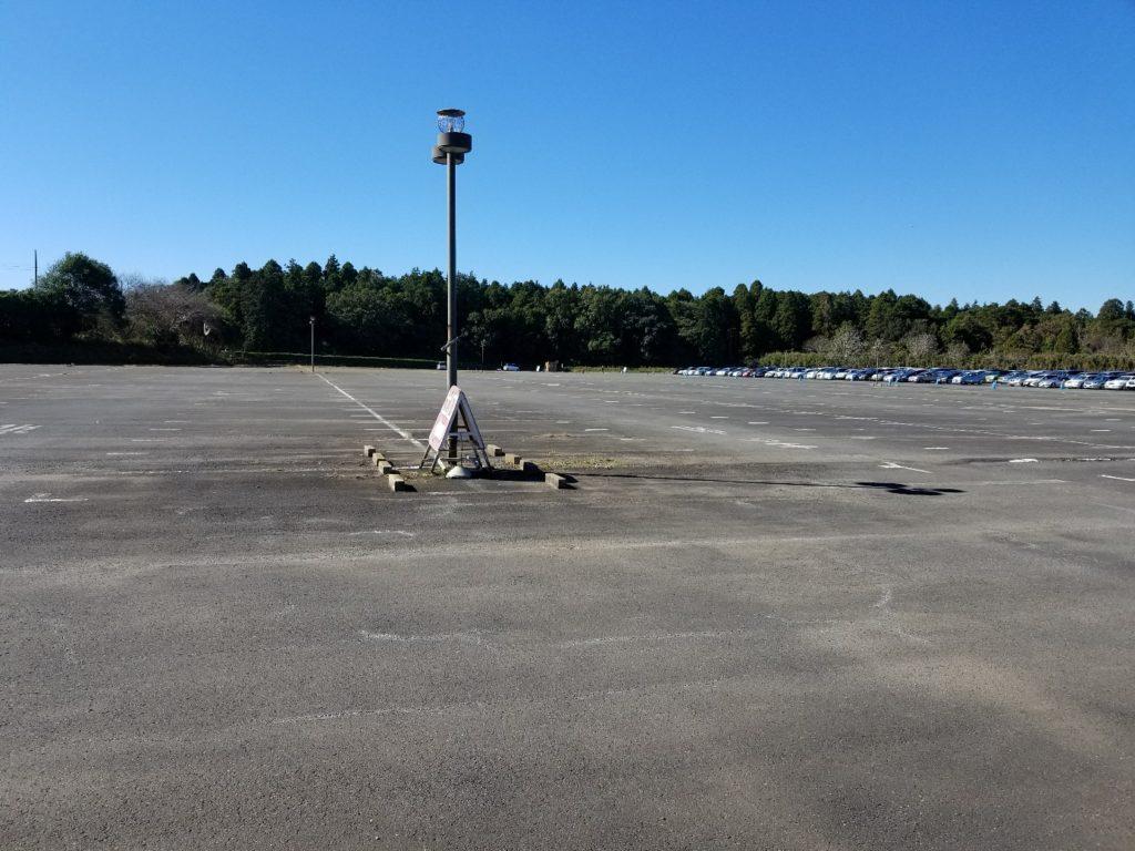 イバライド 駐車場